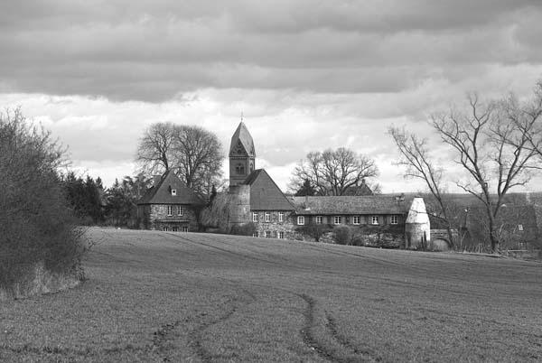 Weilbacher Schloss S/W